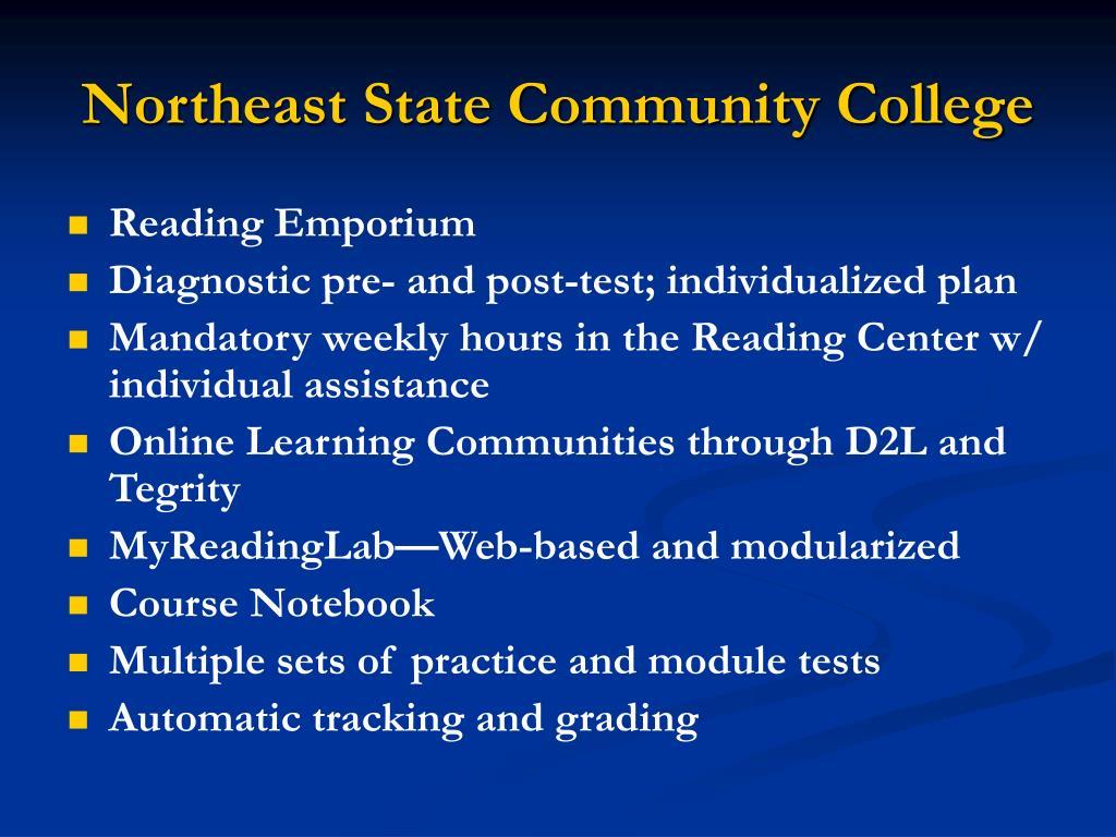 Northeast State Community College