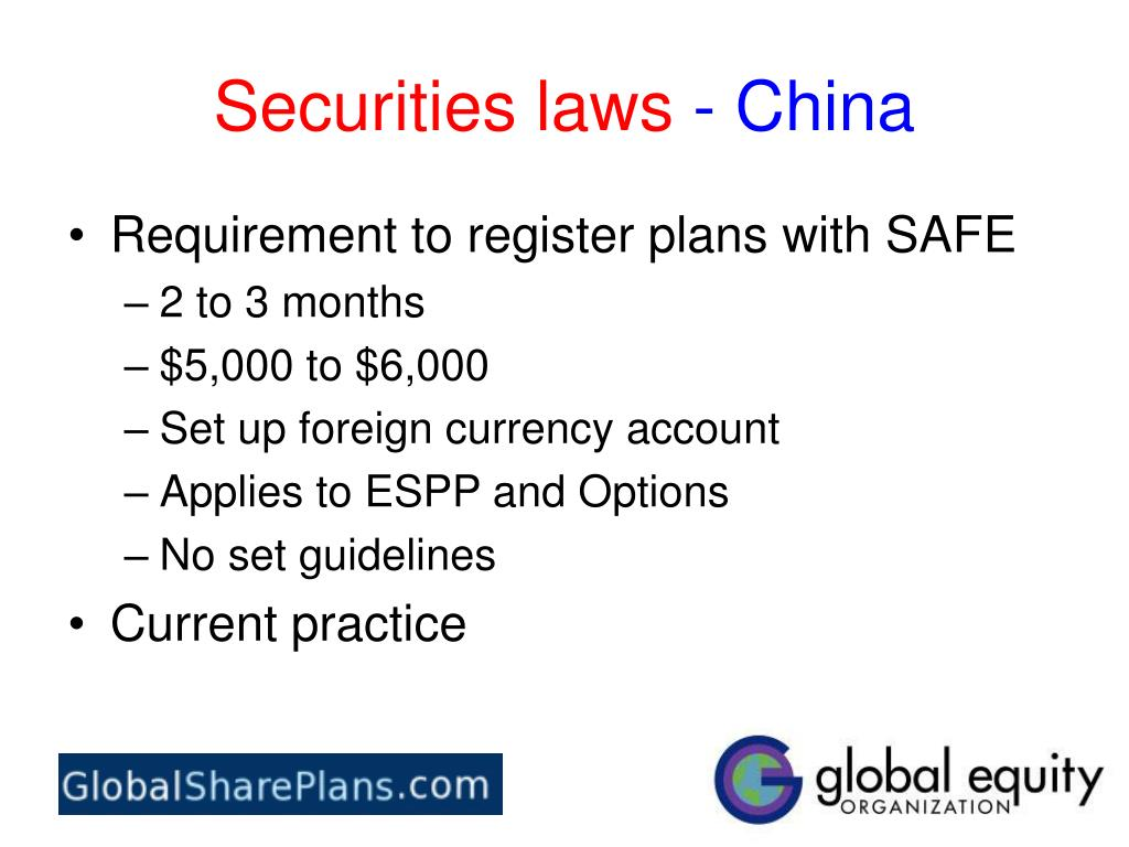 Securities laws