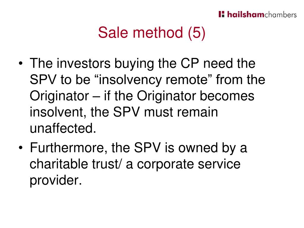 Sale method (5)