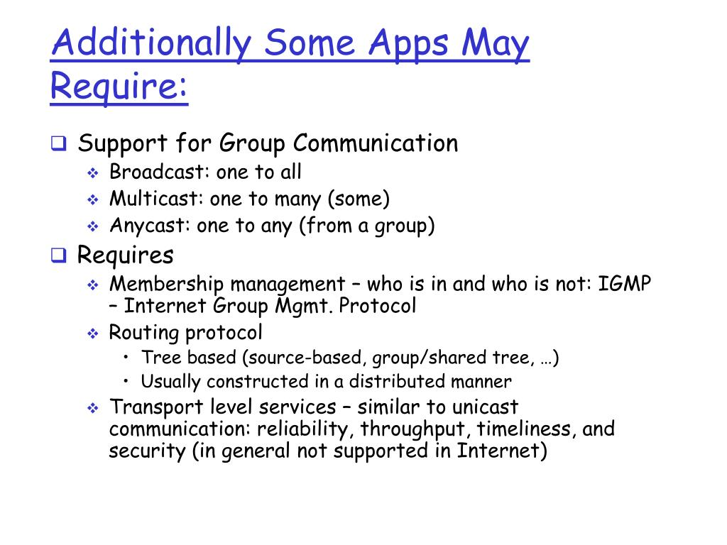 Additionally Some Apps May Require: