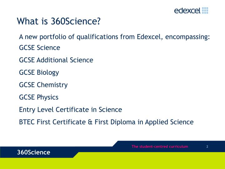 What is 360science