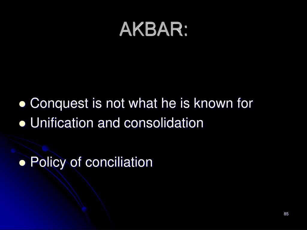 AKBAR: