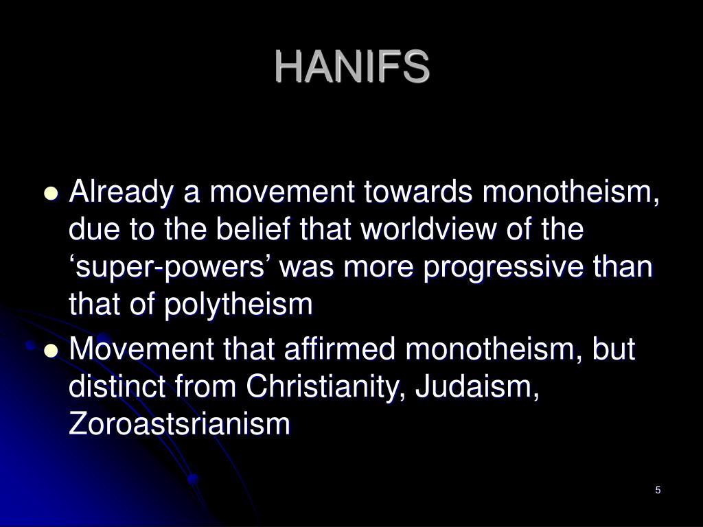 HANIFS