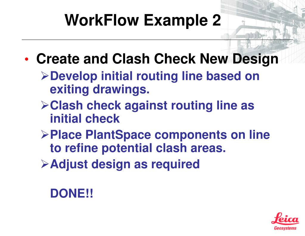 WorkFlow Example 2