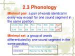 2 3 phonology28