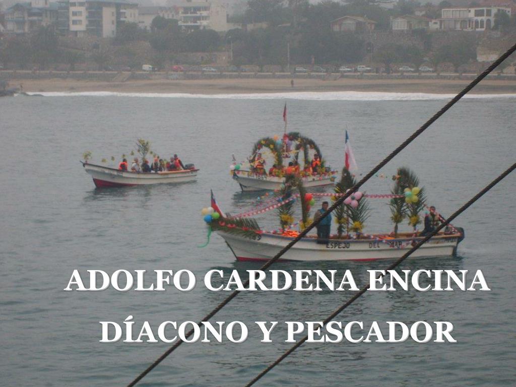 ADOLFO CARDENA ENCINA