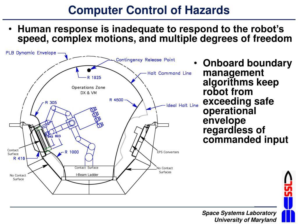 Computer Control of Hazards