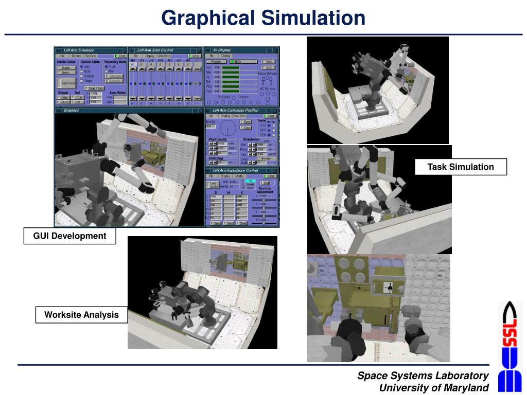 Graphical Simulation