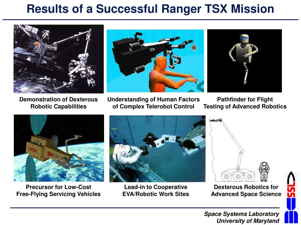 Results of a Successful Ranger TSX Mission
