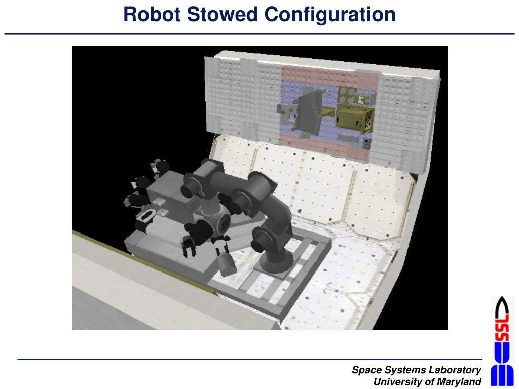 Robot Stowed Configuration