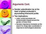 arguments cont18