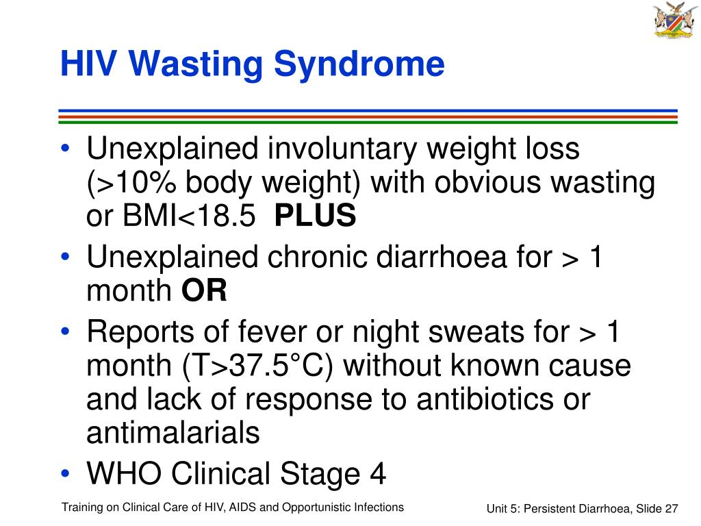 HIV Wasting Syndrome