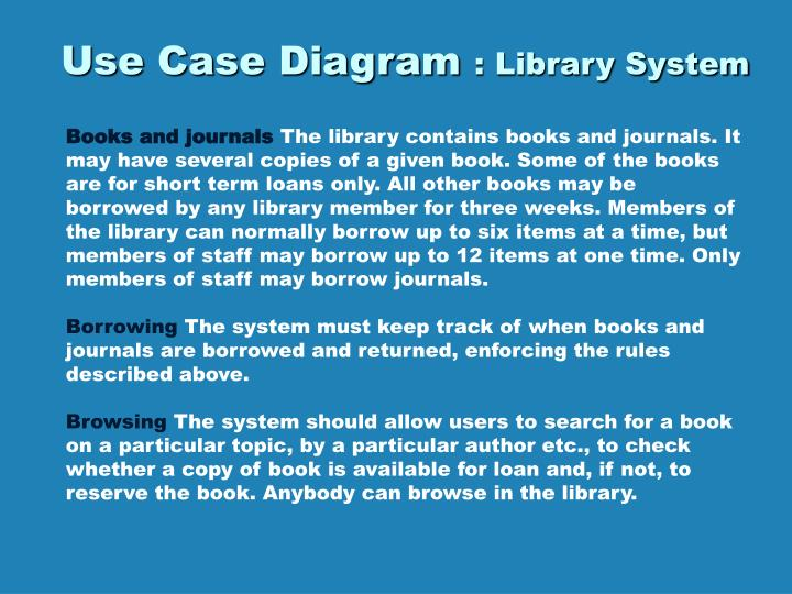 Ppt use case diagram library system powerpoint presentation id use case diagram library system ccuart Gallery