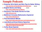 sample podcasts6