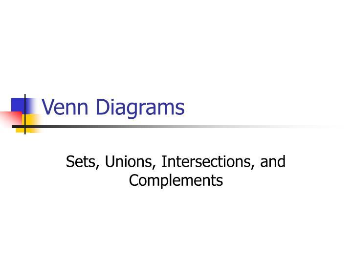 Ppt Venn Diagrams Powerpoint Presentation Id255803