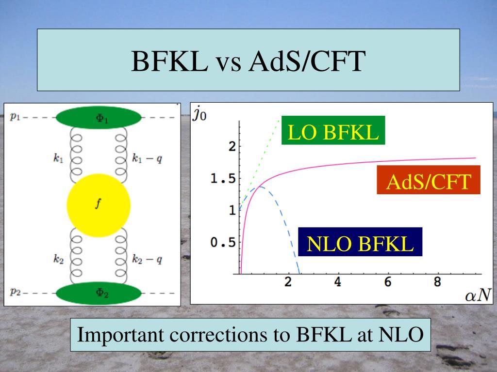 BFKL vs AdS/CFT