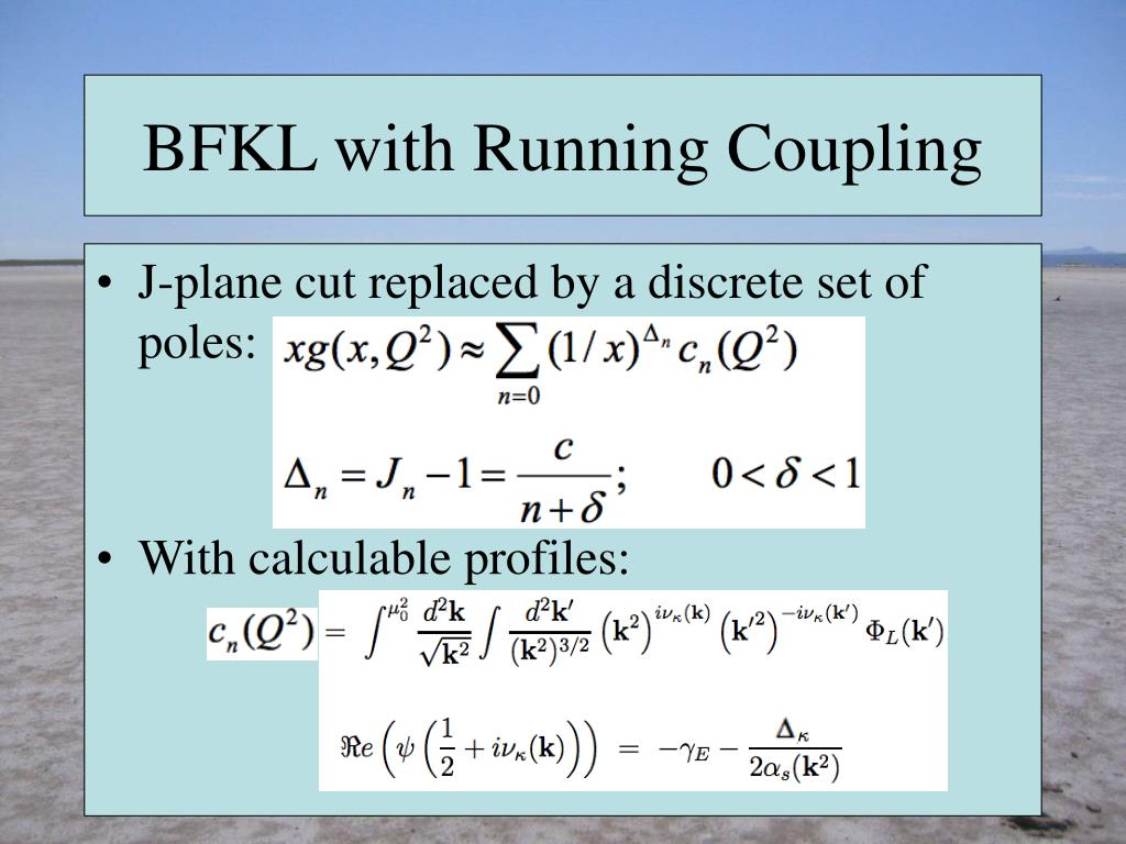 BFKL with Running Coupling