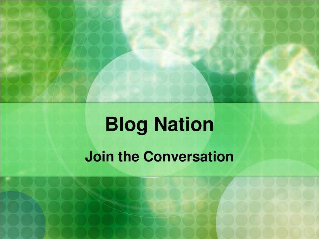 blog nation l.