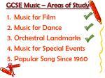 gcse music areas of study34
