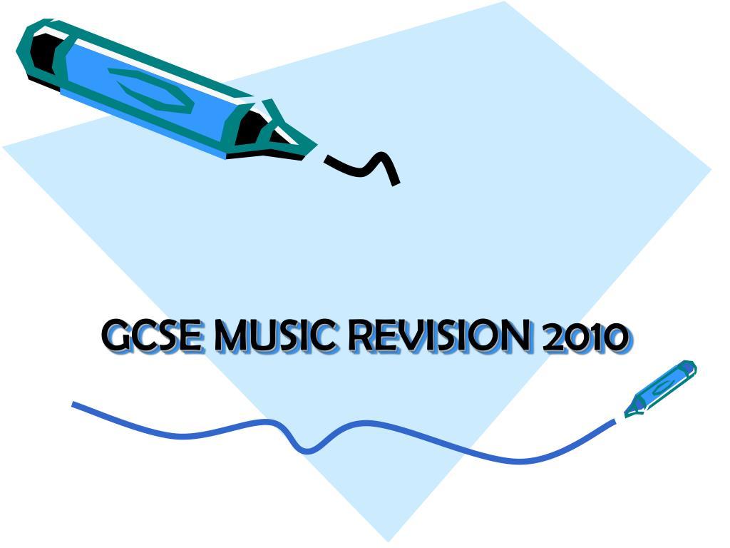 gcse music revision 2010 l.