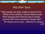 mcluhan says12