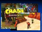 console explosion11