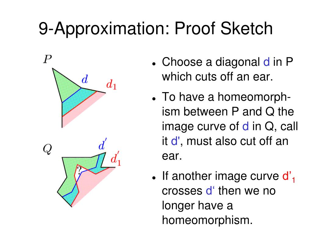 9-Approximation: Proof Sketch