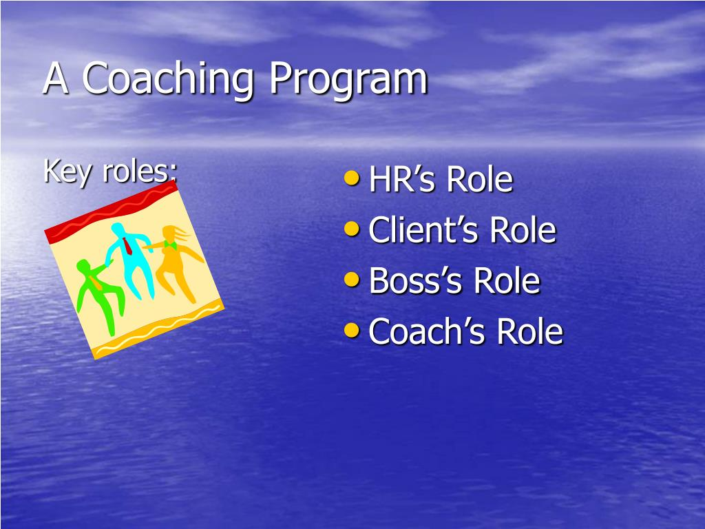 A Coaching Program
