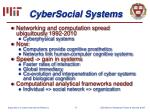cyber social systems