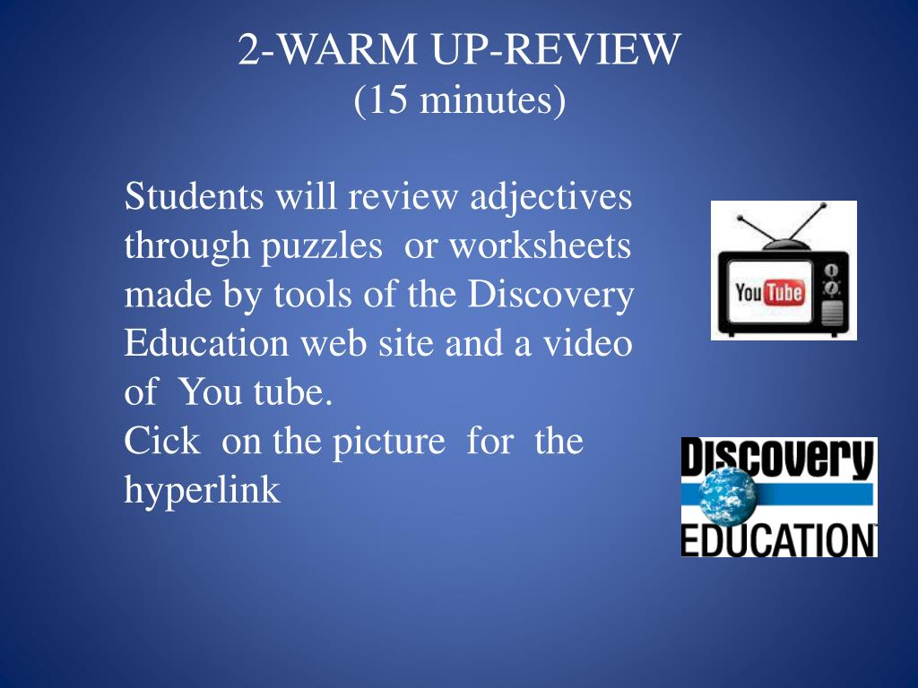 2-WARM UP-REVIEW