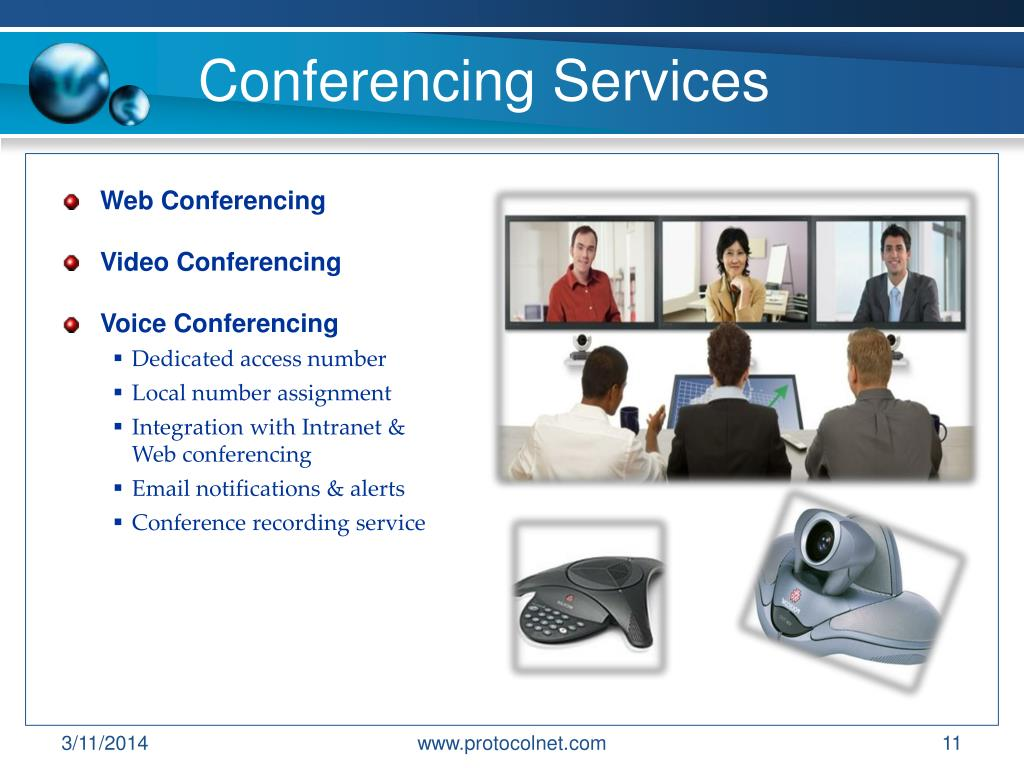 Conferencing Services