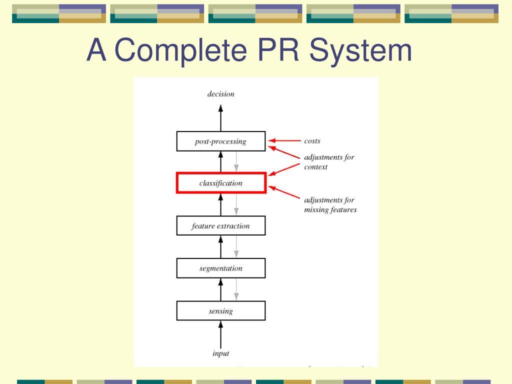 A Complete PR System