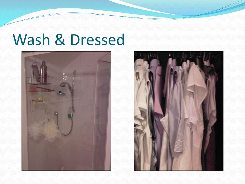 Wash & Dressed