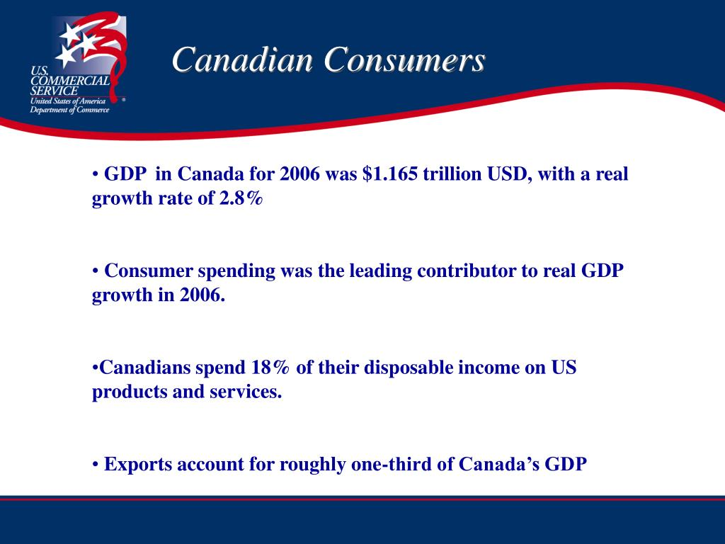 Canadian Consumers