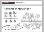 remember mqseries
