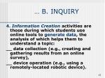 b inquiry15