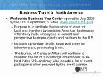 business travel in north america3