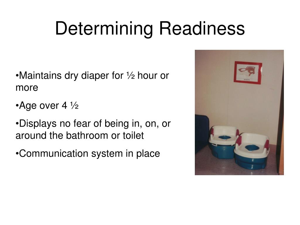 Determining Readiness