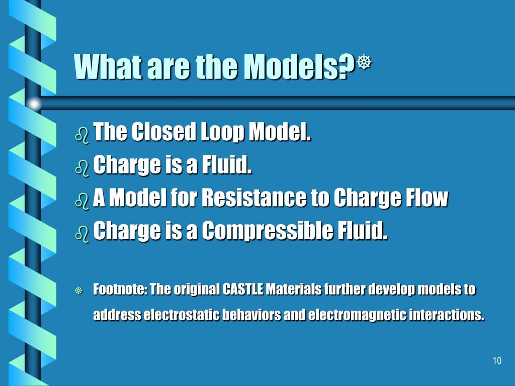 What are the Models?