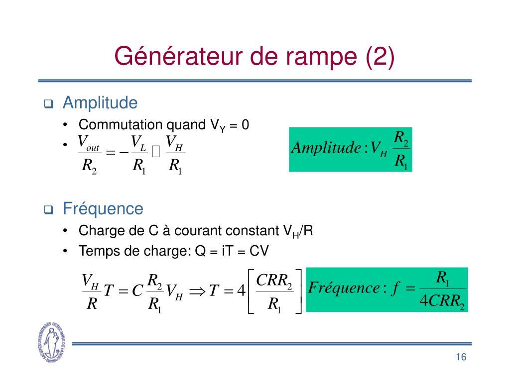 Générateur de rampe (2)