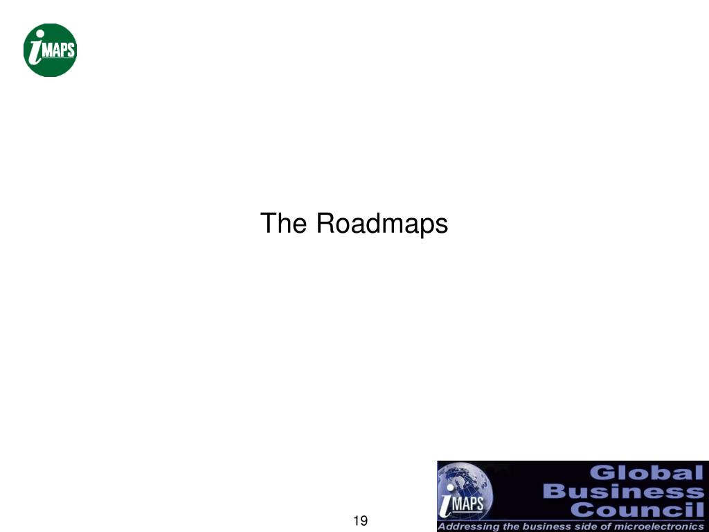 The Roadmaps