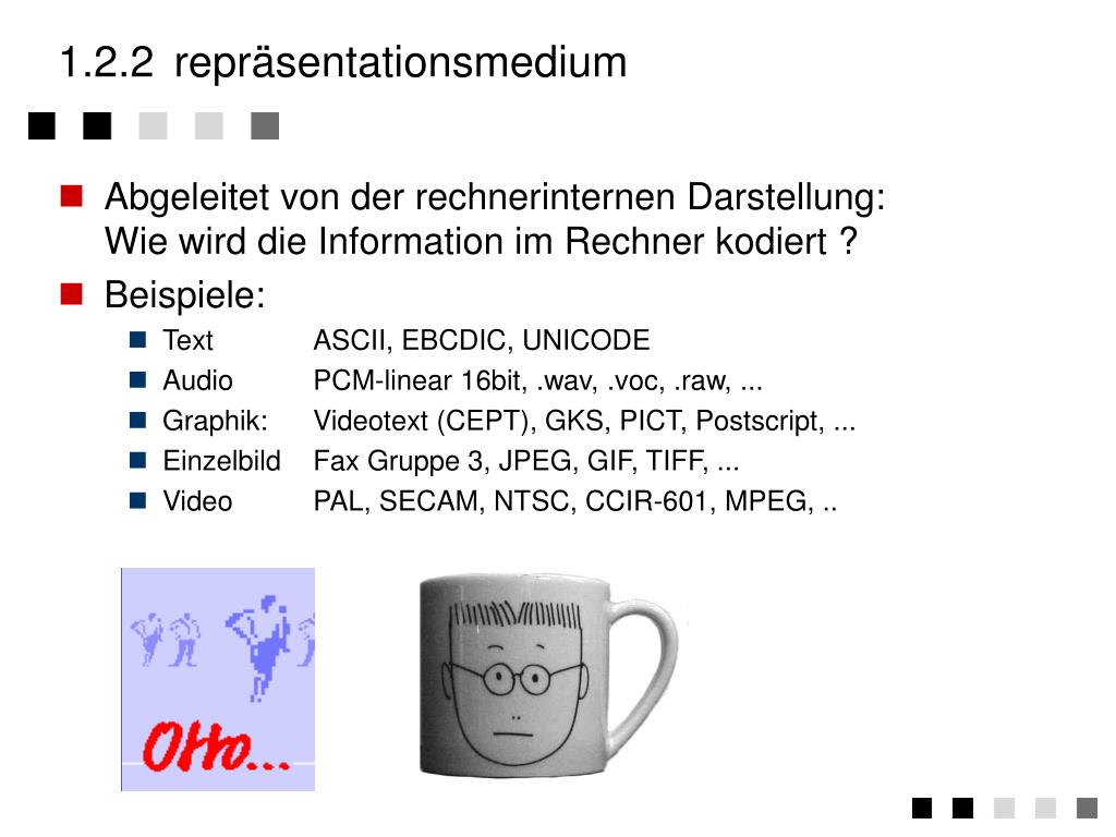 1.2.2repräsentationsmedium