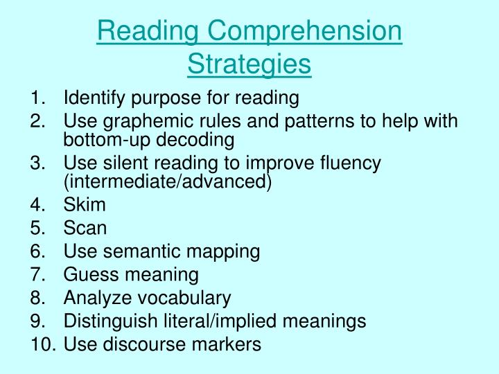PPT - Teaching Reading & Writing PowerPoint Presentation - ID:256634