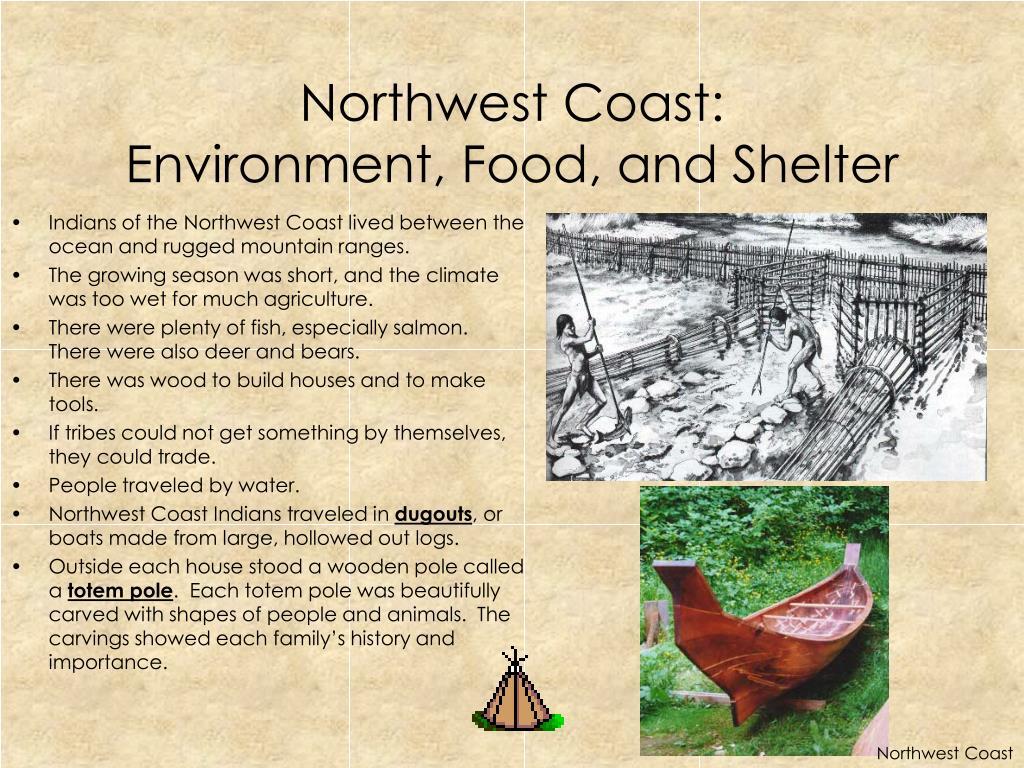 Northwest Coast: