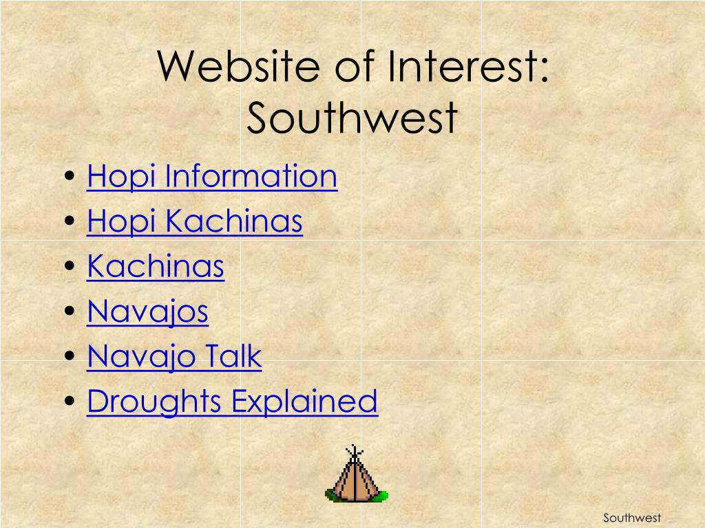 Website of Interest: