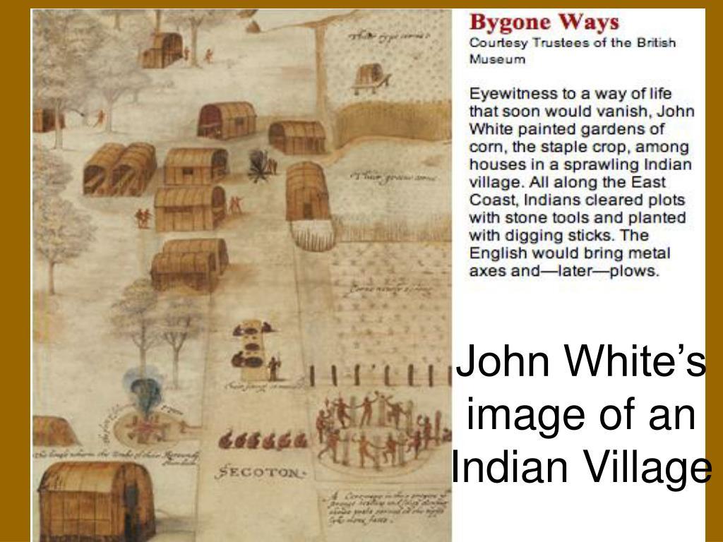 John White's