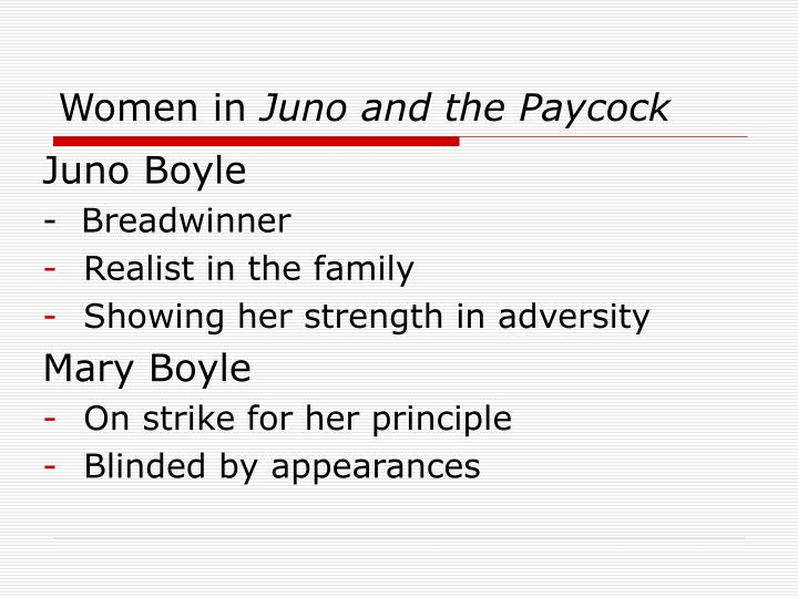 juno and the paycock summary analysis