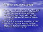 grammar and punctuation9