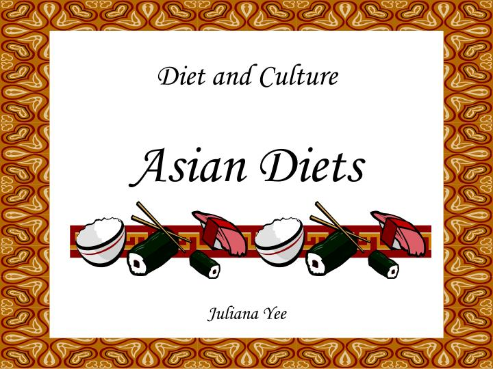 Diet and culture2