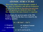 atomic structure35